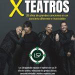 """CONCIERTO DE LOS SALVAPANTALLAS. """"X TEATROS"""""""