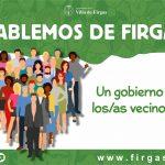 HABLEMOS DE FIRGAS